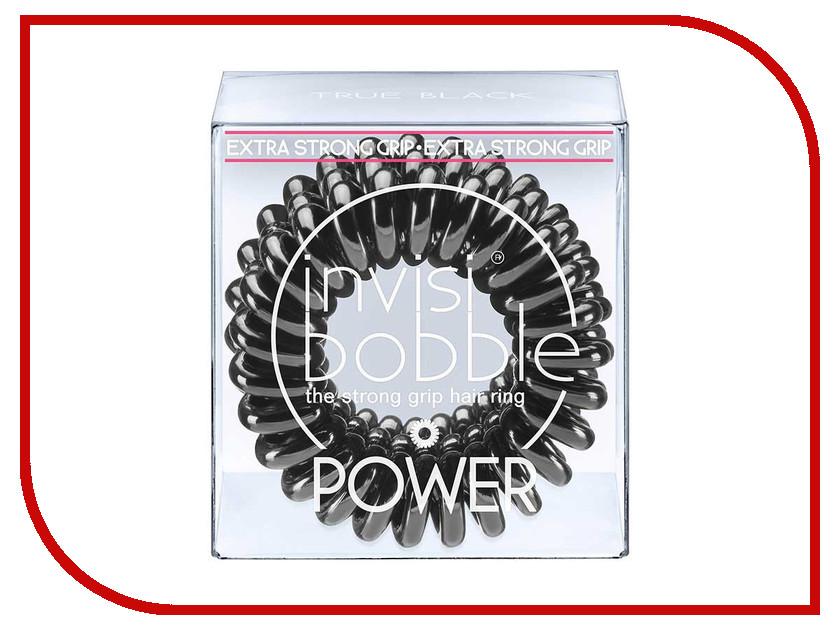 Резинка для волос Invisibobble Power True Black 3 штуки