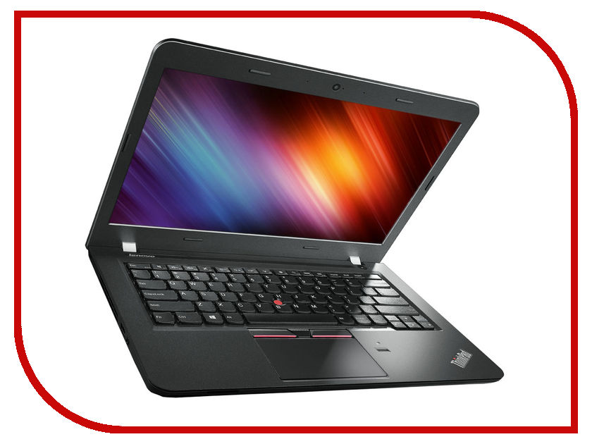 Ноутбук Lenovo ThinkPad Edge E460 20ETS00300 Intel Core i5-6200U 2.3 GHz/4096Mb/192Gb/No ODD/Intel HD Graphics 520/Wi-Fi/Bluetooth/Cam/14.0/1366x768/Windows 7 Pro<br>