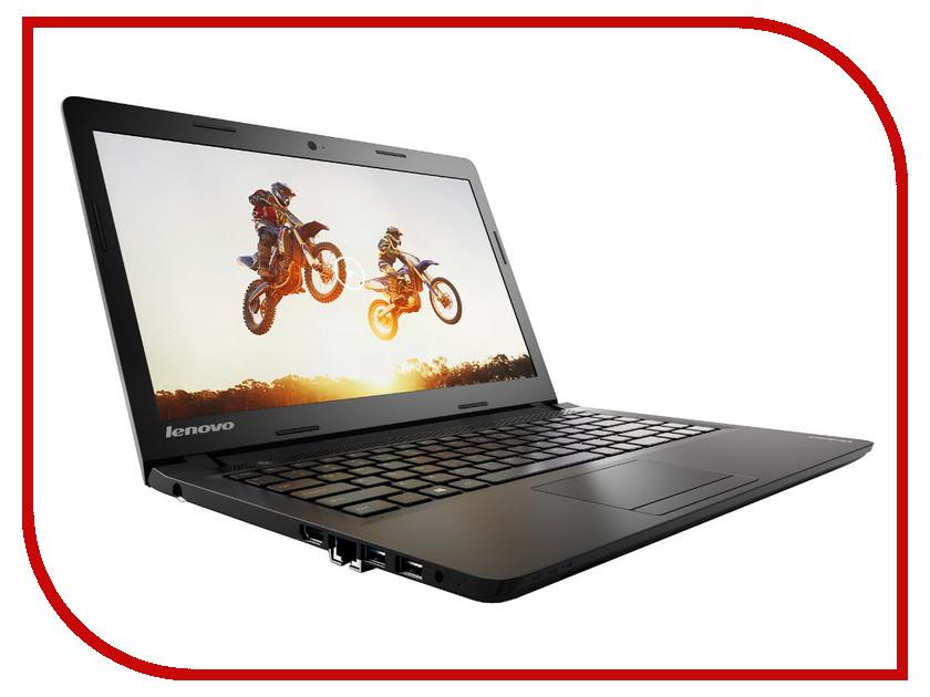 Ноутбук Lenovo IdeaPad 100-14IBY 80MH001BRK Black (Intel Celeron N2840 2.16 GHz/4096Mb/500Gb/No ODD/Intel HD Graphics/Wi-Fi/Cam/14.0/1366x768/DOS)