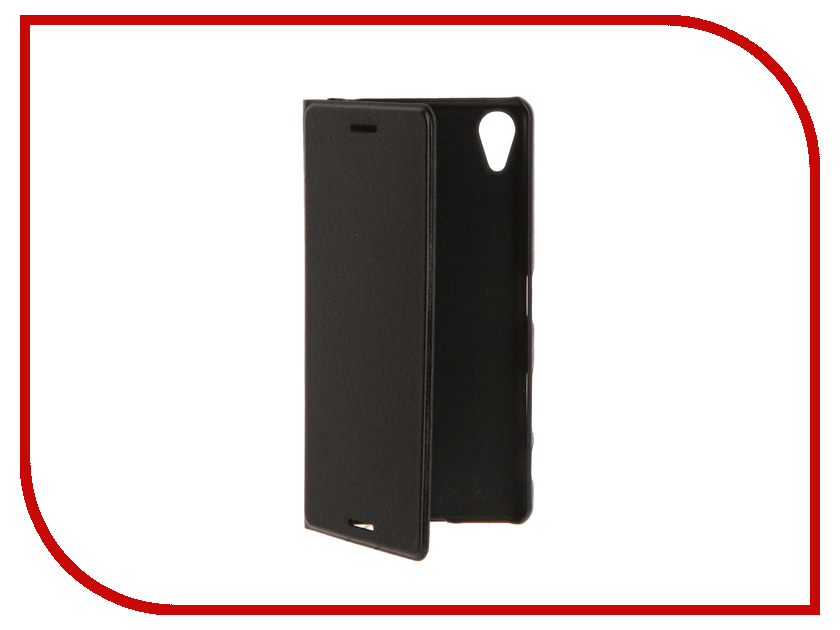 Аксессуар Чехол Sony Xperia X Performance BROSCO Black XP-BOOK-BLACK аксессуар чехол htc u ultra brosco black htc uu book black