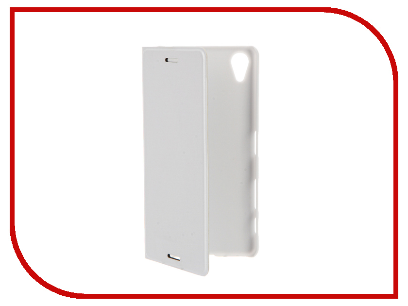 Аксессуар Чехол Sony Xperia X Performance BROSCO White XP-BOOK-WHITE