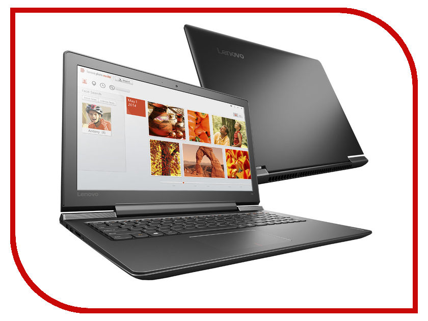 Ноутбук Lenovo IdeaPad 700-15ISK 80RU002PRK (Intel Core i5-6300HQ 2.3 GHz/8192Mb/1000Gb/No ODD/nVidia GeForce GTX 950M 2048Mb/Wi-Fi/Bluetooth/Cam/15.6/1920x1080/Windows 10 Home 64-bit)