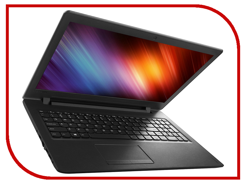 Ноутбук Lenovo IdeaPad 110-15IBR 80T7003MRK Black Intel Pentium N3710 1.6 GHz/4096Mb/1000Gb/No ODD/Intel HD Graphics/Wi-Fi/Bluetooth/Cam/15.6/1366x768/DOS<br>