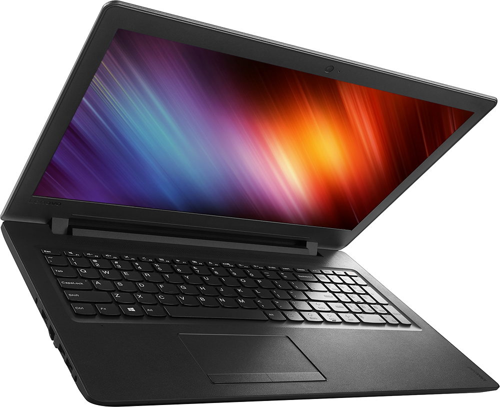 Ноутбук Lenovo IdeaPad 110-15IBR 80T7003TRK (Intel Celeron N3060 1.6 GHz/4096Mb/500Gb/No ODD/Intel HD Graphics/Wi-Fi/Bluetooth/Cam/15.6/1366x768/DOS)