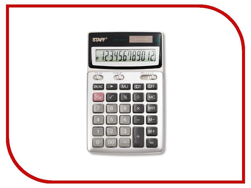 Калькулятор STAFF STF-1612 250120