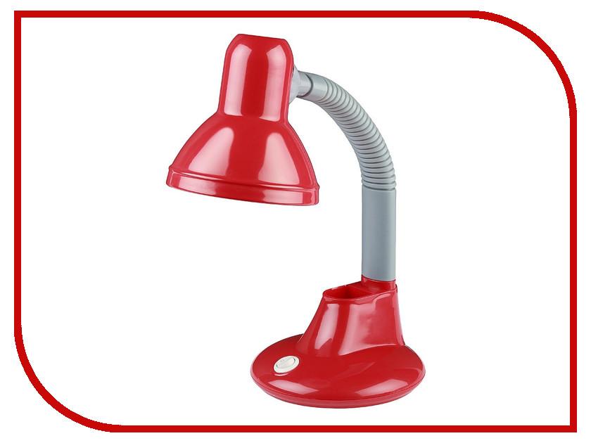 Лампа Эра N-105-E27-40W-R Red C0044882<br>