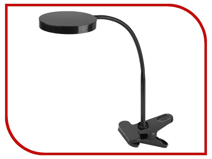 Настольная лампа Эра NLED-435-4W-BK Black Б0004477 настольная лампа kolarz austrolux office a1312 71 bk