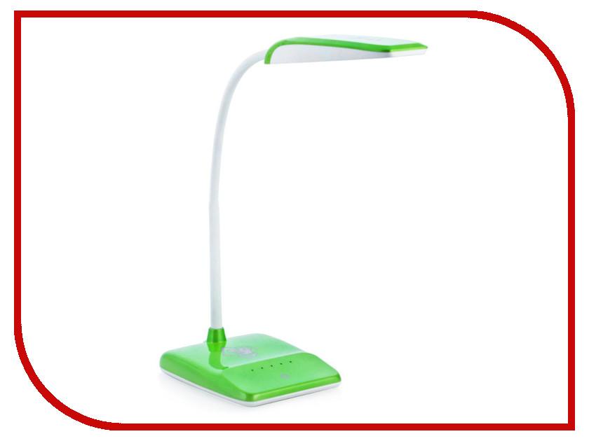 где купить Настольная лампа Эра NLED-447-9W-GR Green Фиксики Б0017435 дешево