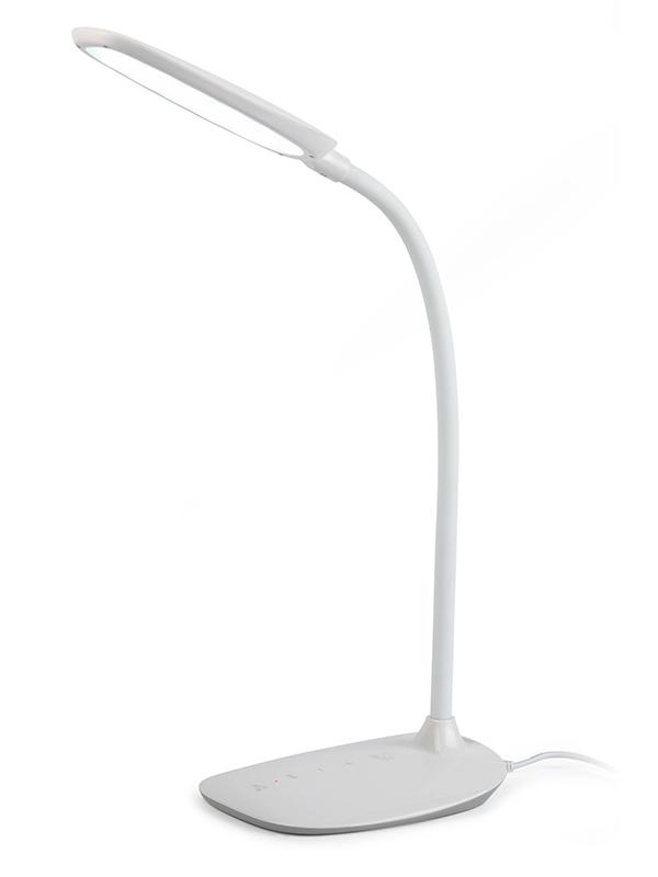 Настольная лампа Эра NLED-453-9W-W White Б0019130 настольная лампа эра nled 447 9w gr