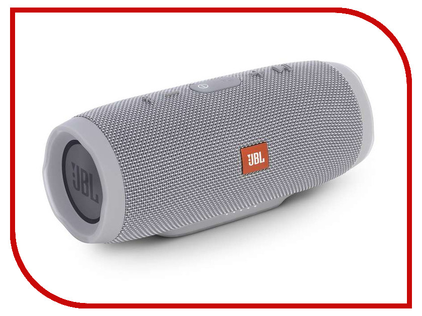 Колонка JBL Charge 3 Grey bluetooth speaker jbl charge 3 portable speakers waterproof speaker sport speaker