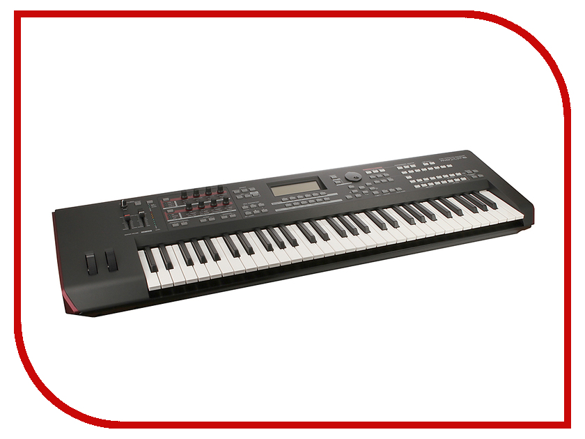 Цифровое фортепиано Yamaha MOXF6