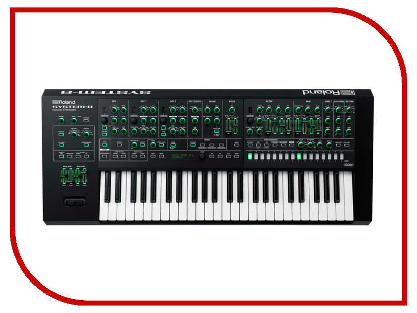 Синтезатор Roland System-8 roland roland fd 8