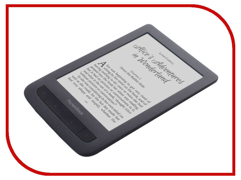 Электронная книга PocketBook 625 Basic Touch 2 Black PB625-E-RU