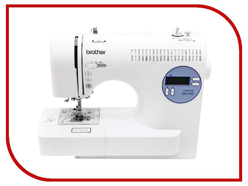 Швейная машинка Brother Computer DS 140