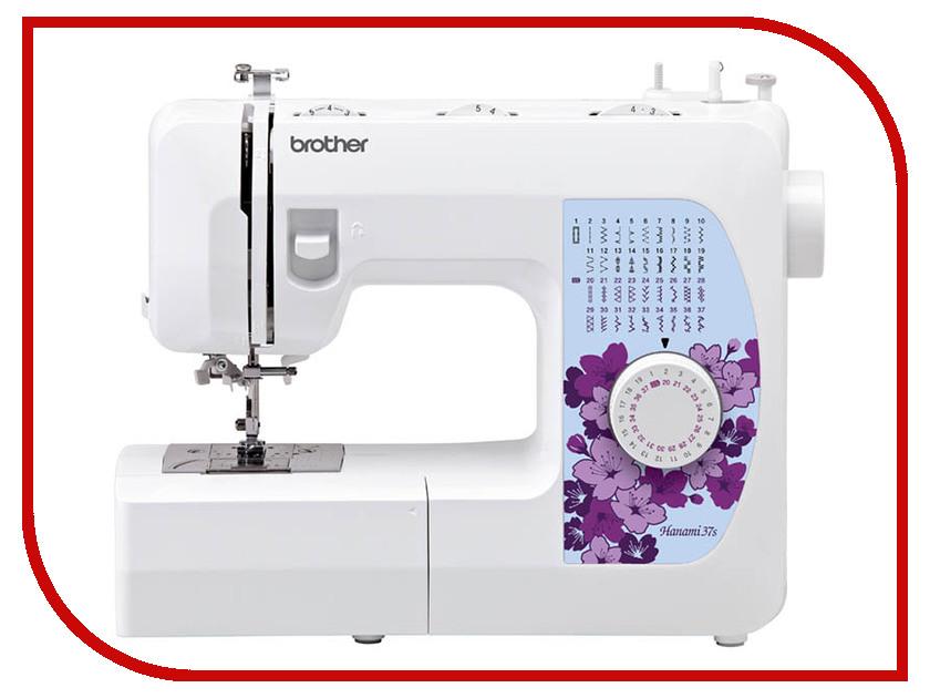 Швейная машинка Brother Hanami 37S швейная машинка brother sl10