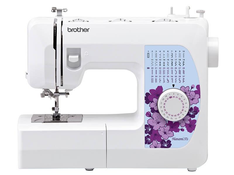 Фото - Швейная машинка Brother Hanami 37S швейная машинка brother hanami 27s