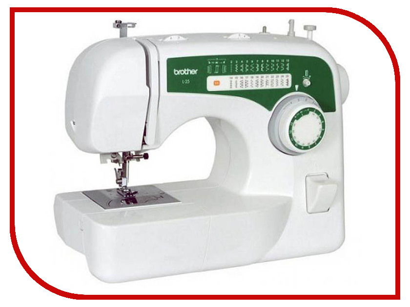 Швейная машинка Brother L-25 швейная машинка brother sl10