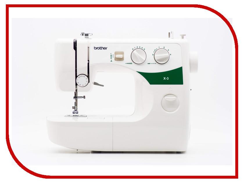 Швейная машинка Brother X-3
