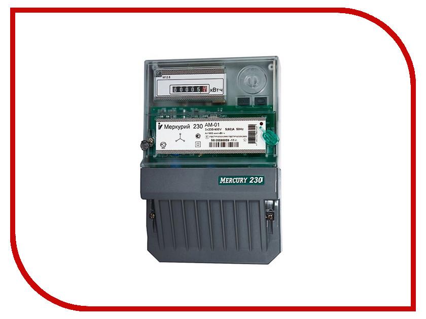 Счетчик электроэнергии Меркурий 230 AM-01 5-60A 380В<br>