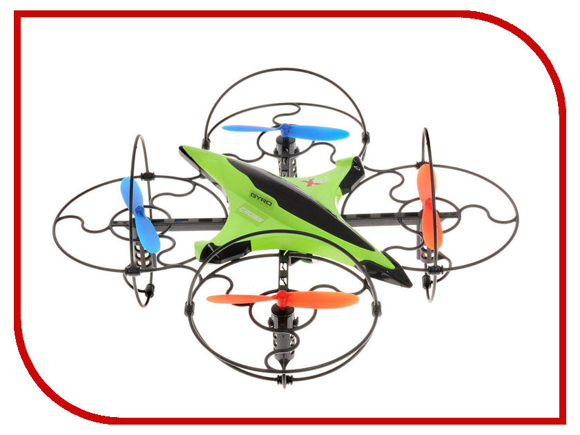 Квадрокоптер 1Toy GYRO-Cross Т58983 цена