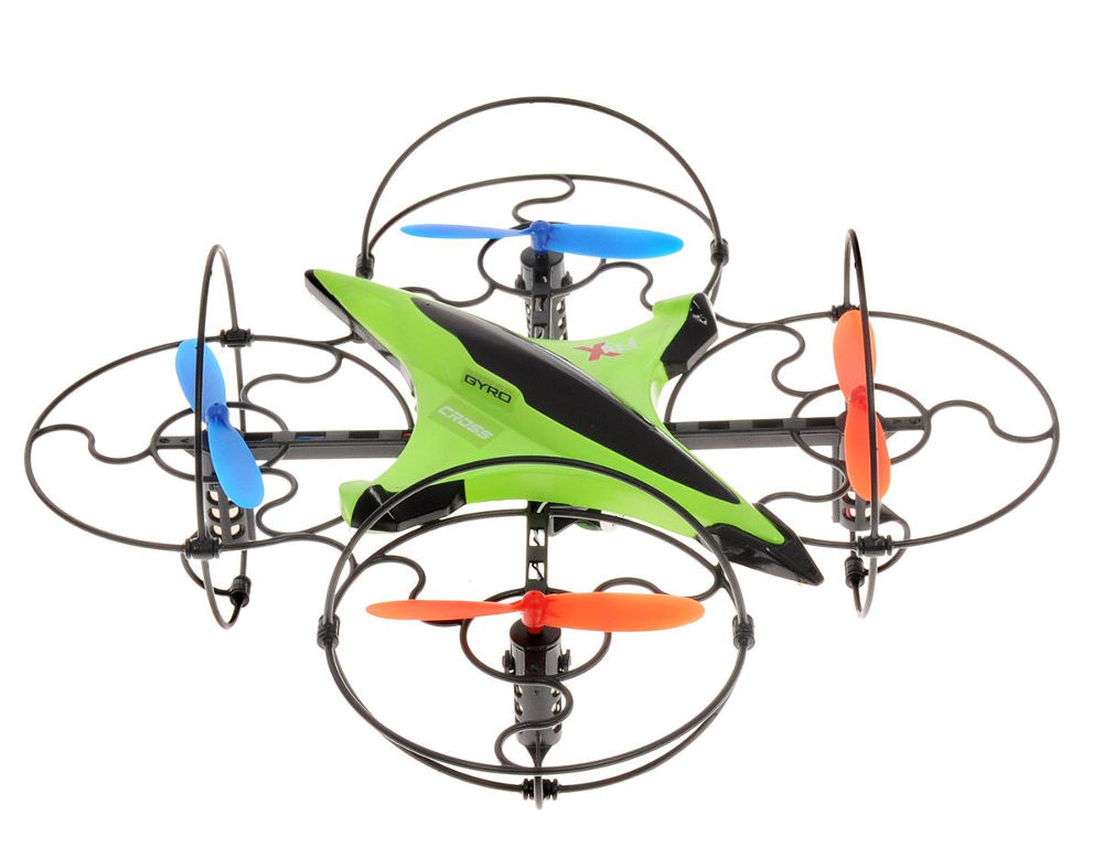 Квадрокоптер 1Toy GYRO-Cross Т58983 цены