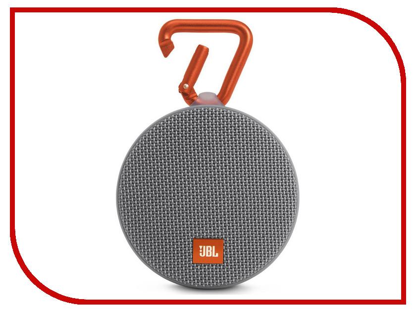 Колонка JBL Clip 2 Grey jbl charge 2 или 3