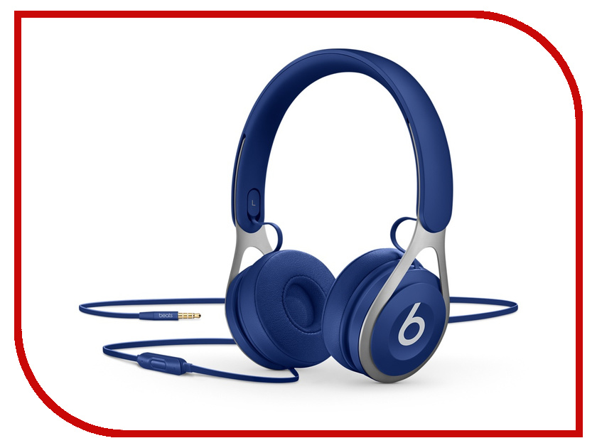Гарнитура Beats EP On-Ear Headphones Blue ML9D2ZE/A<br>