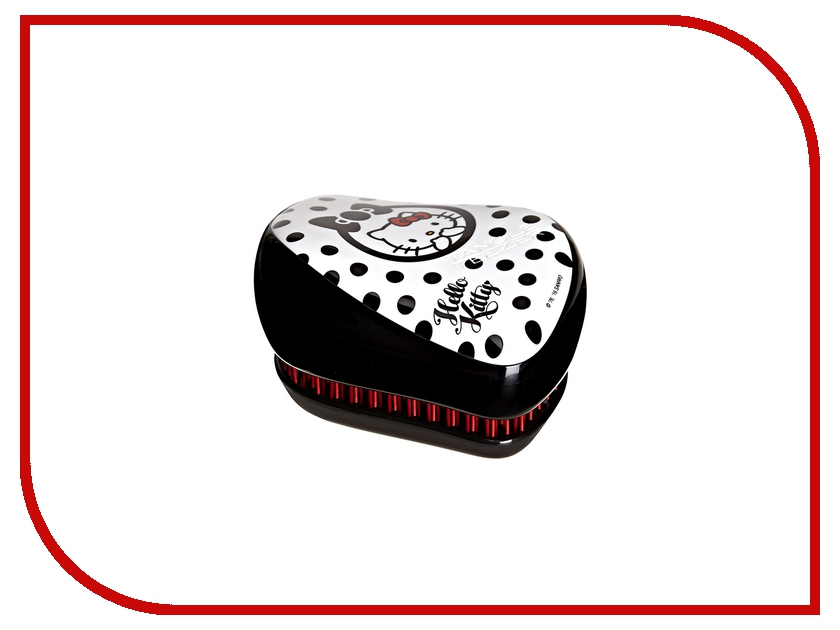 Расческа Tangle Teezer Compact Styler Hello Kitty White 370862