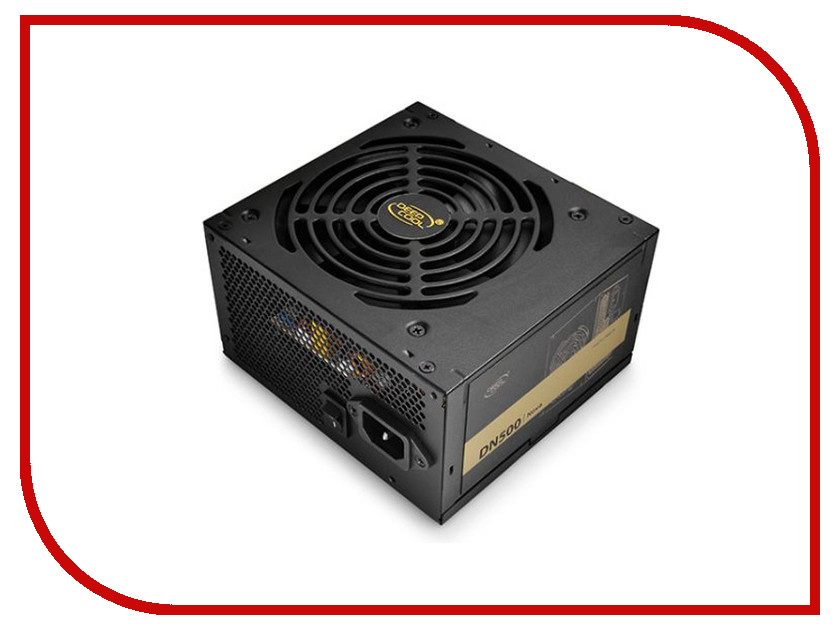 Блок питания DeepCool Nova DN500 80+ / 85+ 500W блок питания deepcool explorer de430 430w