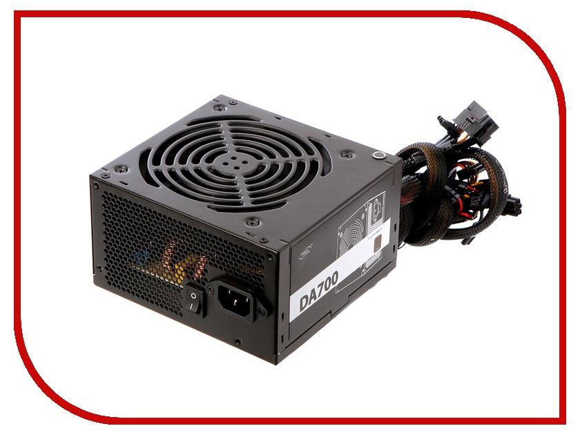 Блок питания DeepCool DA700 700W блок питания deepcool explorer de430 430w