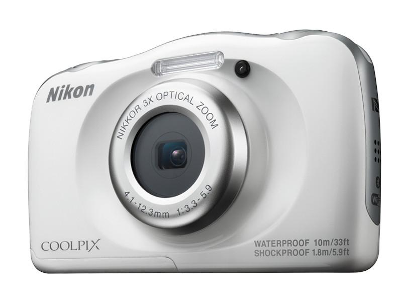 Фотоаппарат Nikon Coolpix W100 White