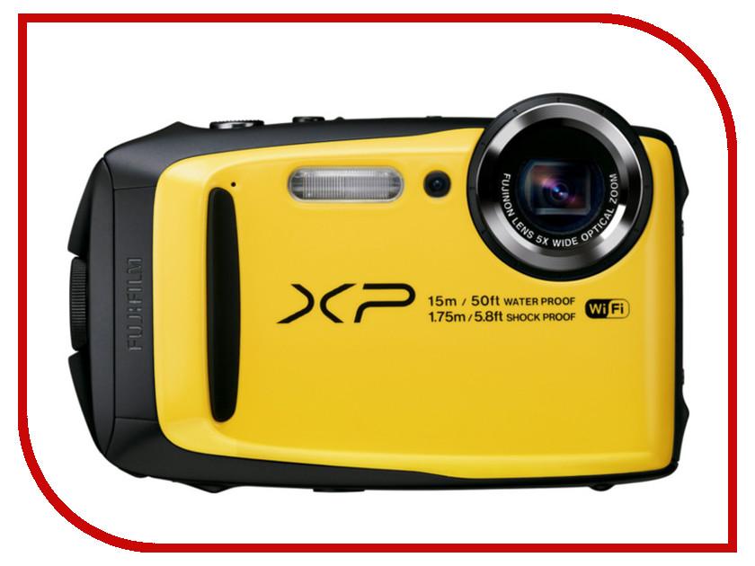 Фотоаппарат FujiFilm FinePix XP90 Yellow<br>