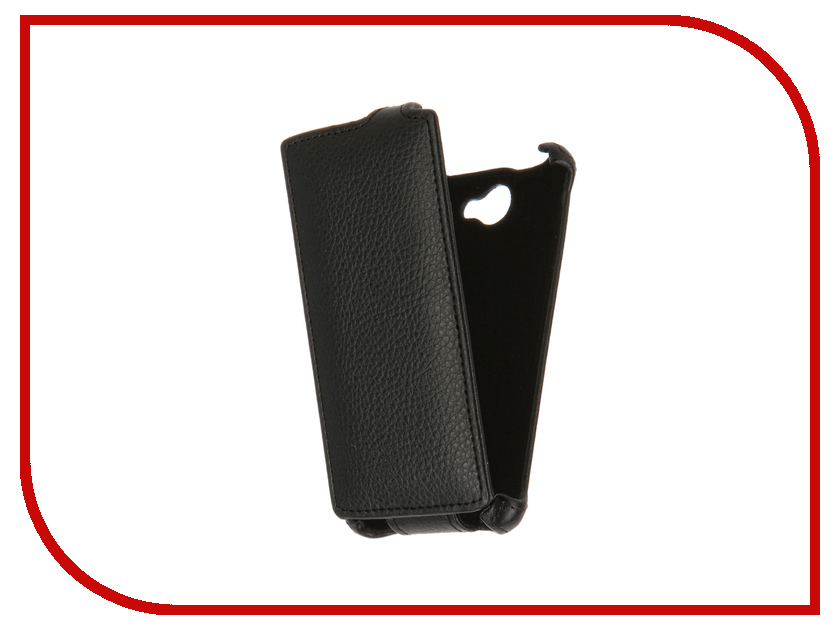 Аксессуар Чехол Tele2 Mini Gecko Black GG-F-TELE2MINI-BL<br>
