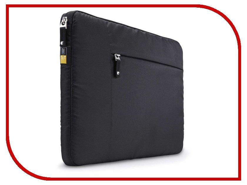 Аксессуар Чехол 15.6-inch Case Logic TS-115K Black рюкзак case logic 15 6 evolution backpack bpeb 115k
