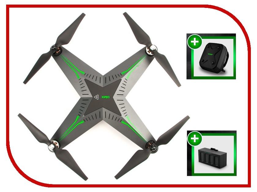 Квадрокоптер XIRO XPLORER VAB + рюкзак + АКБ original xiro xplorer v kit gimbal range extender kit for xiro fpv camera drone recorder txsu