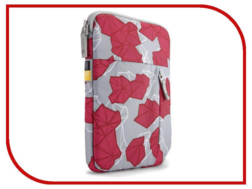 Аксессуар Чехол 7-8-inch Case Logic TS-108CH Grey Pink<br>