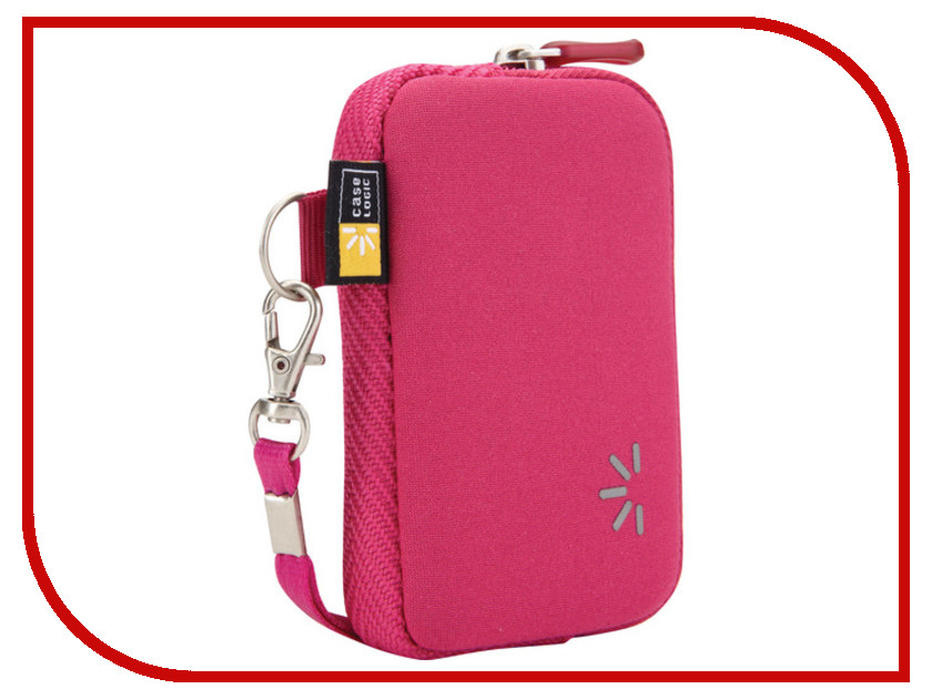 Сумка Case Logic UNZB-202PI Pink<br>