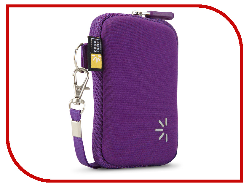Сумка Case Logic UNZB-202P Purple