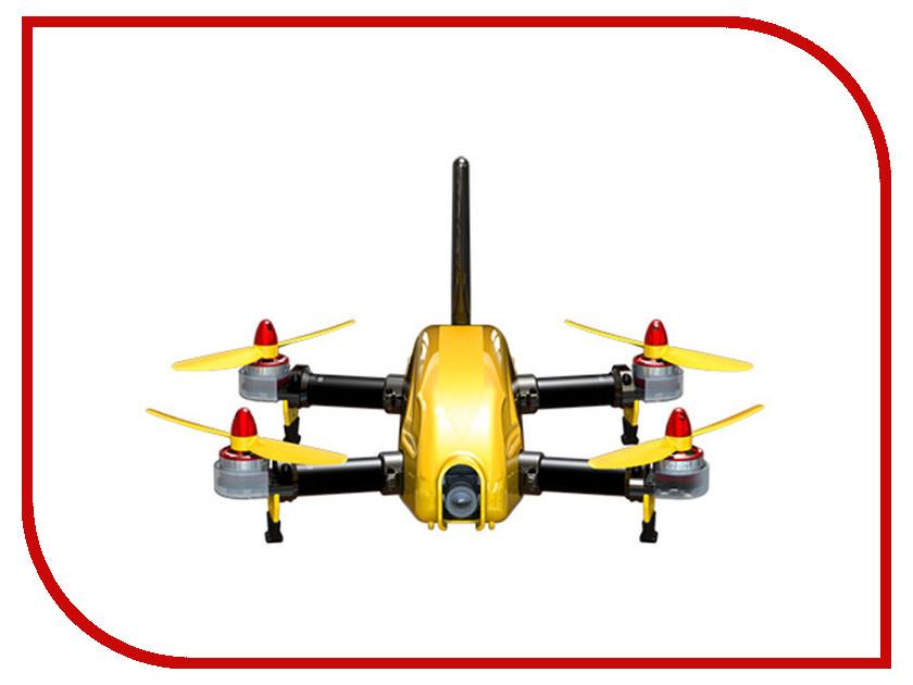Квадрокоптер Align MR25 Racing Quad Combo Yellow RM42501XET
