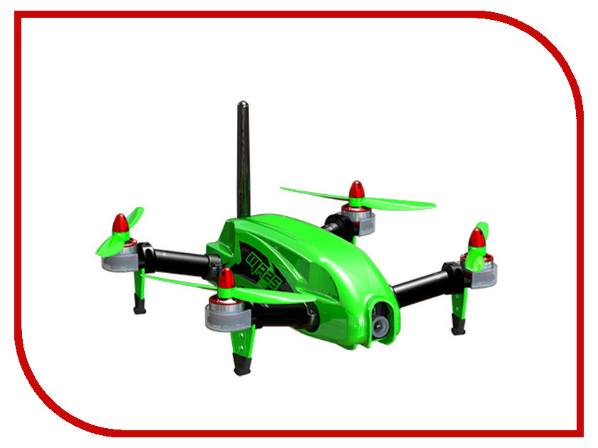 Квадрокоптер Align MR25P Racing Quad Combo Green RM42503XST