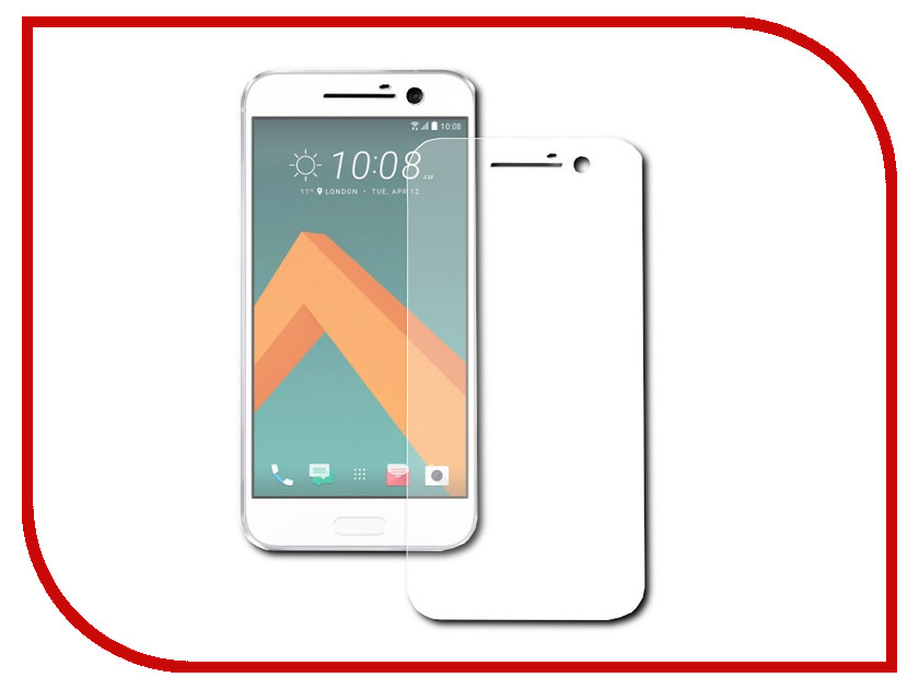 все цены на Аксессуар Защитное стекло для HTC 10 / 10 Lifestyle Onext 41086 онлайн