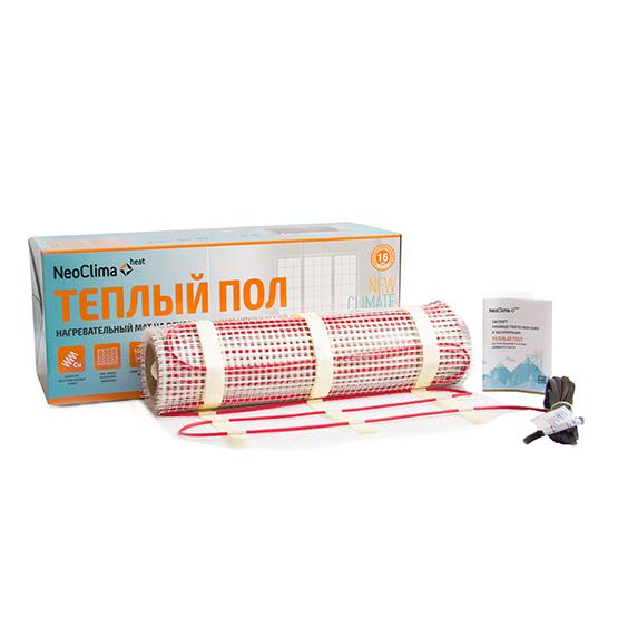 Теплый пол NeoClima N-TM 1200/8.0 цена и фото