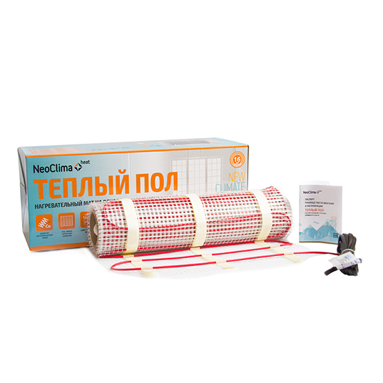 Теплый пол NeoClima N-TM 300/2.0