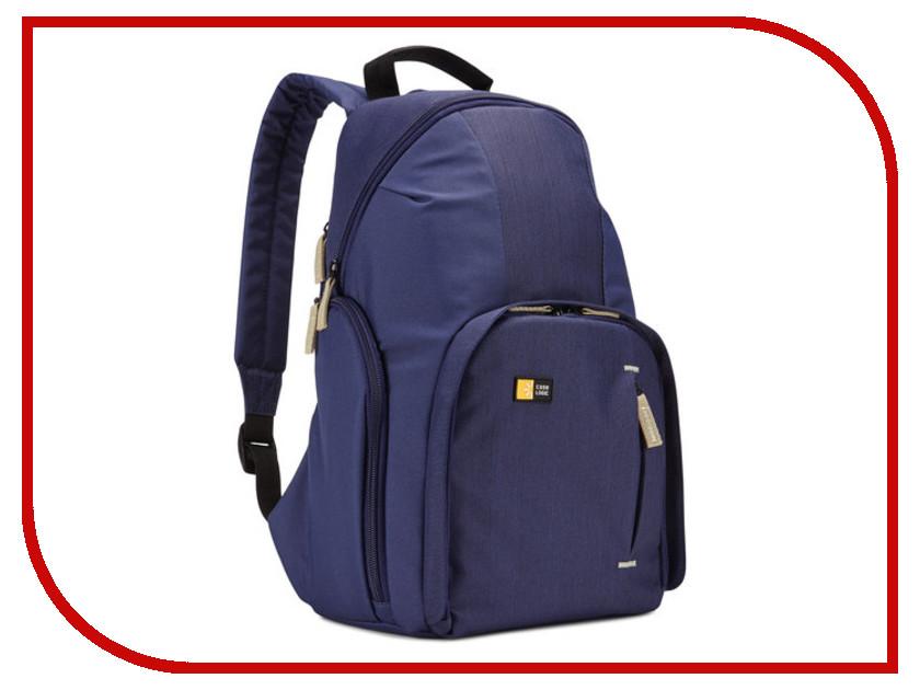 Case Logic DSLR TBC-411IND Blue сумка для фотоаппарата case logic tbc 405 black