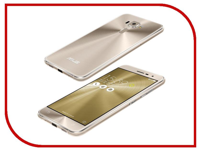 Сотовый телефон ASUS ZenFone 3 ZE520KL 32Gb Gold<br>
