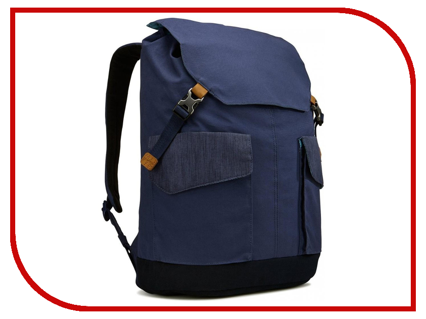 Рюкзак Case Logic LoDo 15.6-inch LODP-115DBL Dark Blue