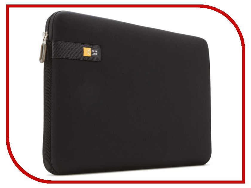 Аксессуар Чехол 17.3-inch Case Logic LAPS117K Black аксессуар case logic dhs 101k black