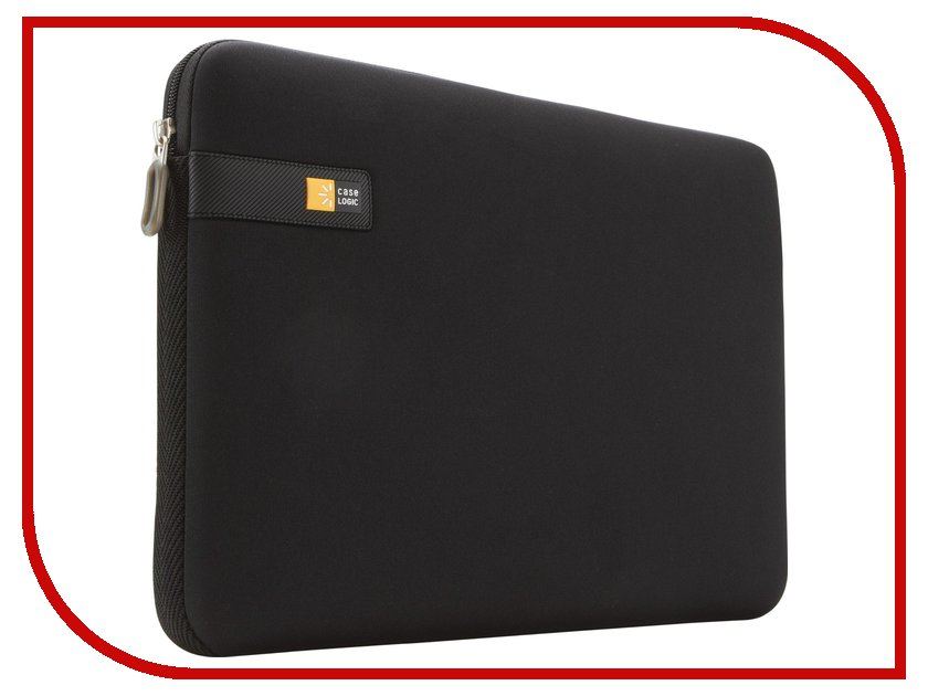 Аксессуар Чехол 13.3-inch Case Logic LAPS113K Black аксессуар case logic dhs 101k black