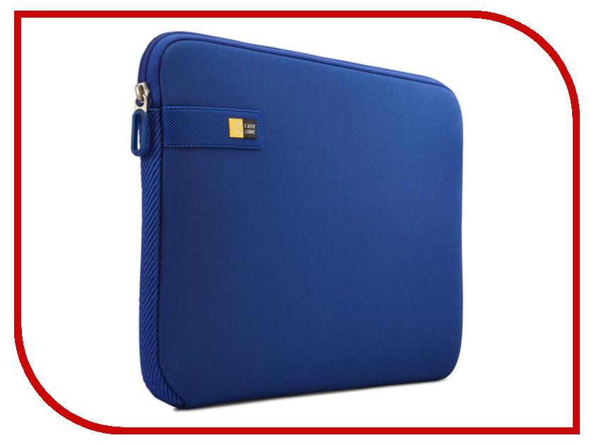Аксессуар Чехол 13.3-inch Case Logic LAPS-113B Blue furry logic