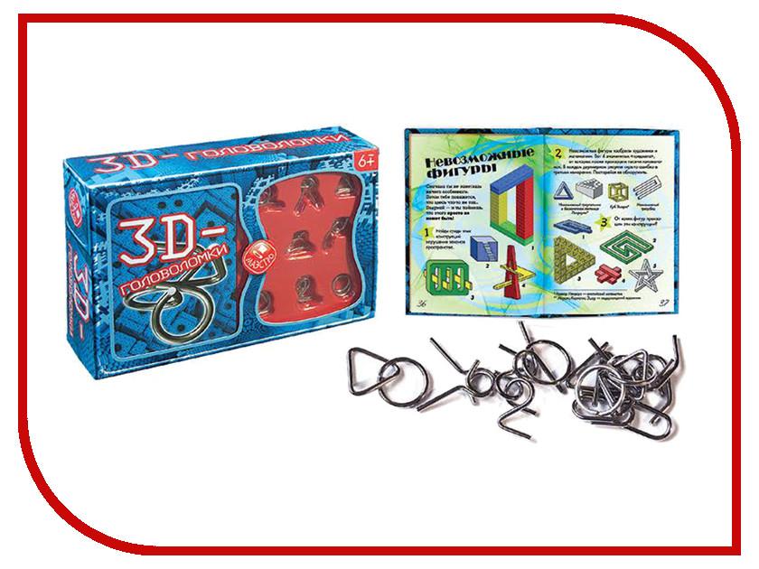 Головоломка МАЭСТРО 3D головоломки